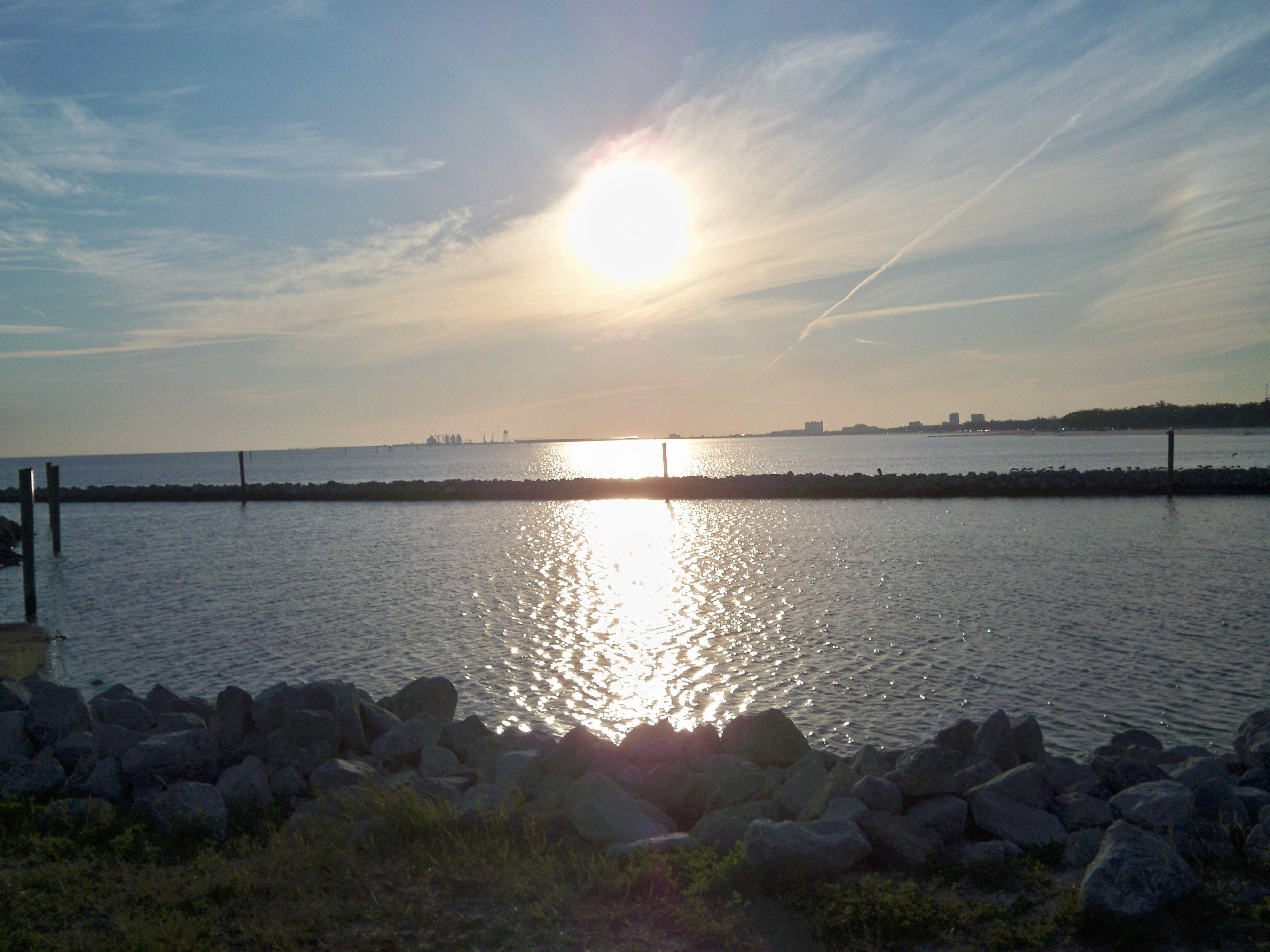 Lolly Cunningham English Us Florida City Sunset Sunrise Sunset