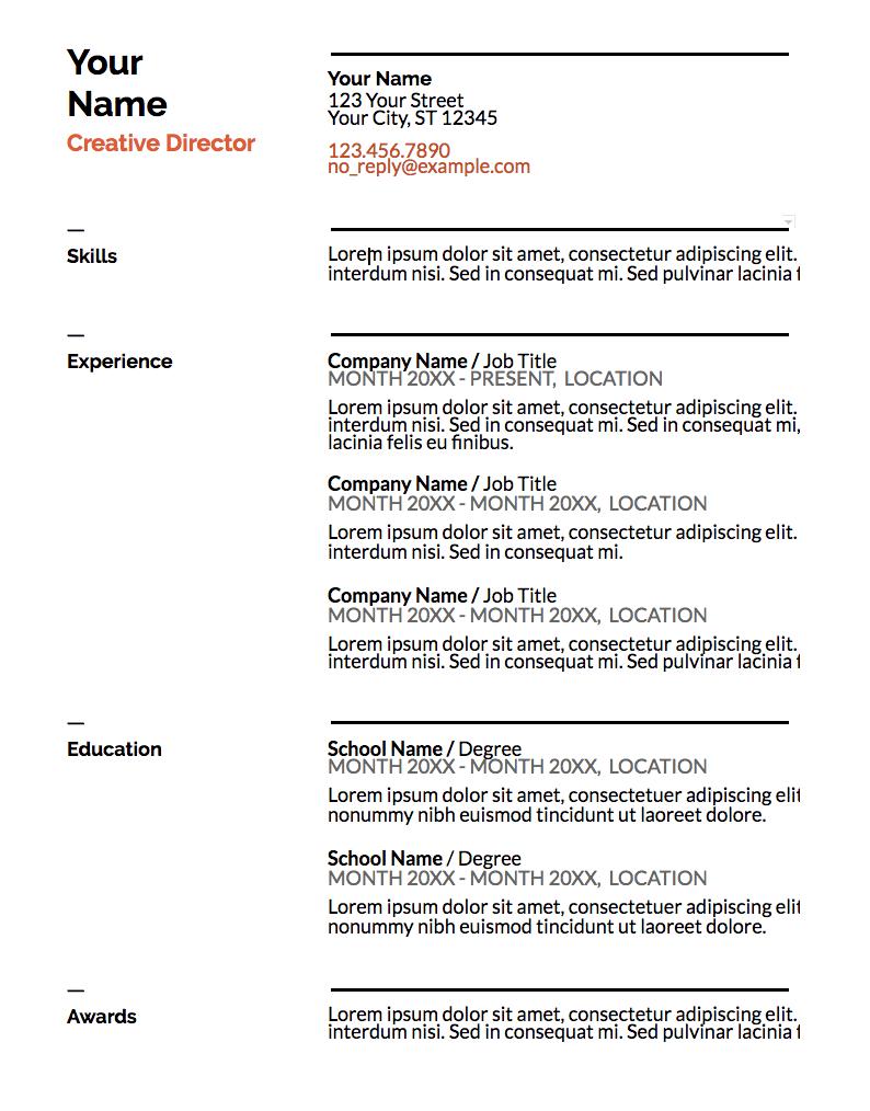 How To Start A Resume Resume, Resume advice, Career