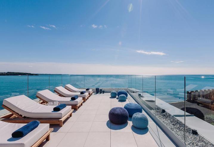 Casa con terrazza sul mare Croazia | lartdevivre -arredamento ...