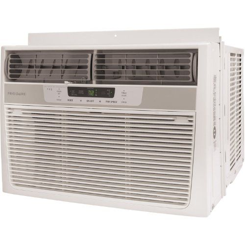 Frigidaire Fra126ct1 12 000 Btu Window Air Conditioner W Temp Remote Promo Cod Window Air Conditioner Window Unit Air Conditioners Casement Air Conditioner