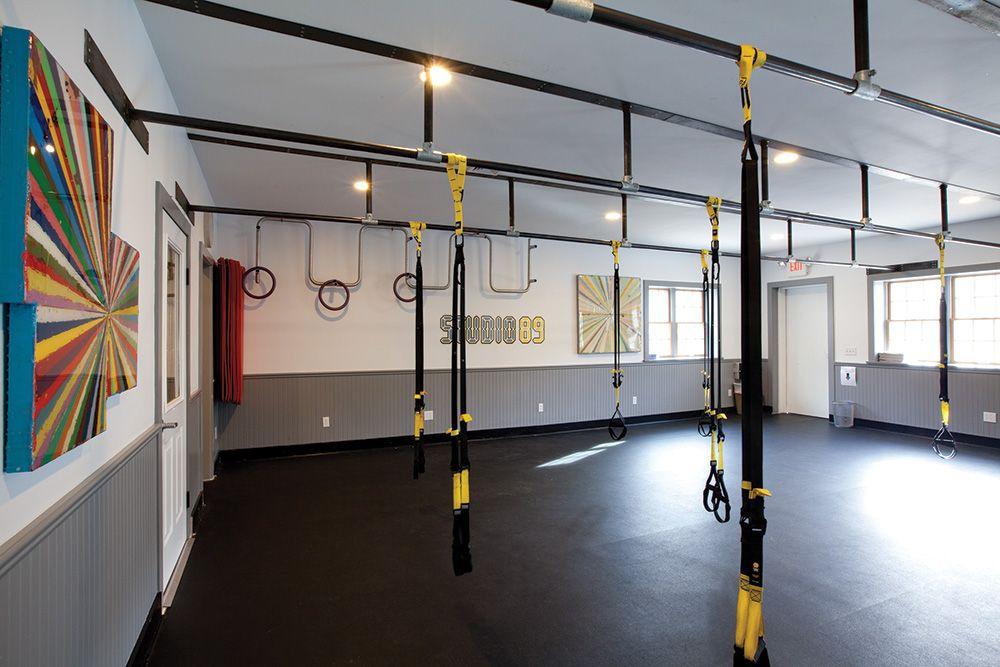 Ideas For Home Bar In Basement - Fitness Studio Design Ideas