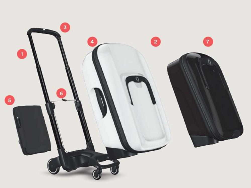 移動をワクワクに変える画期的スーツケース バガブー ボクサー gq japan バガブー スーツケース ボクサー