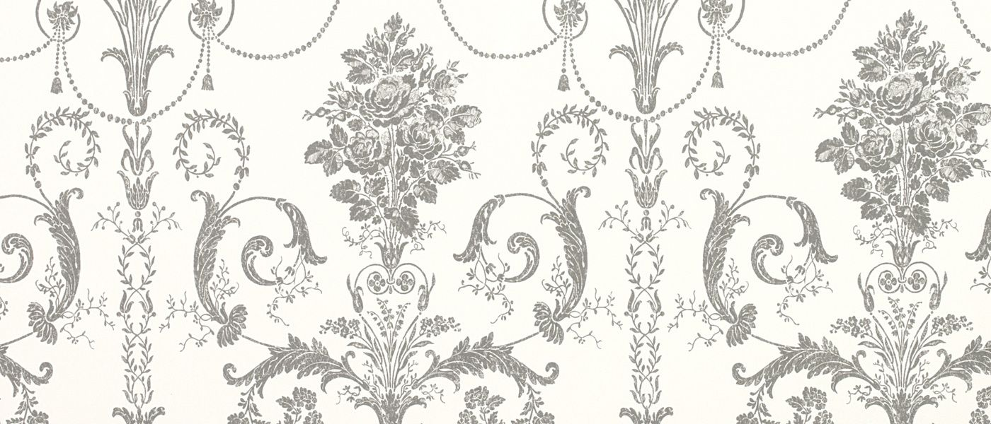 Josette Charcoal Wallpaper At Laura Ashley 7 SCRAP ARABESCOS