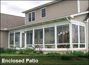 Patio Deck Enclosures In Northern Ohio | Joyce Factory Direct