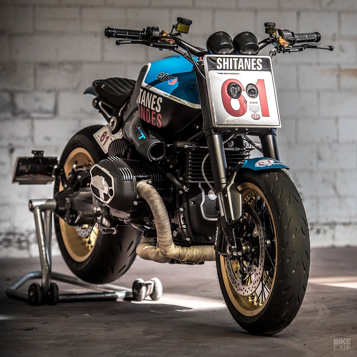 Shitanes 61 Vtr Customs Outrageous R Ninet Bike Exif Bmw Motorcycles Bmw