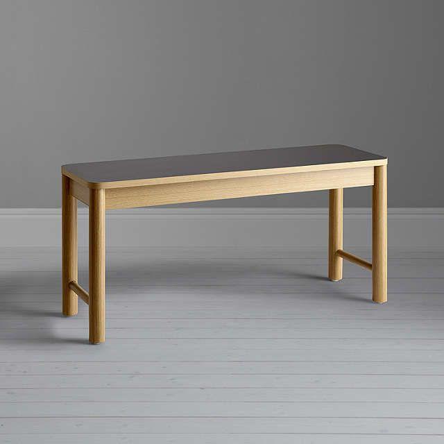 Remarkable John Lewis Peyton 3 Seater Dining Bench Kitchen Ideas Theyellowbook Wood Chair Design Ideas Theyellowbookinfo