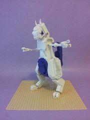 Mewtwo Tonybob Tags Lego Pokemon Moc Smashbros Legosculpture