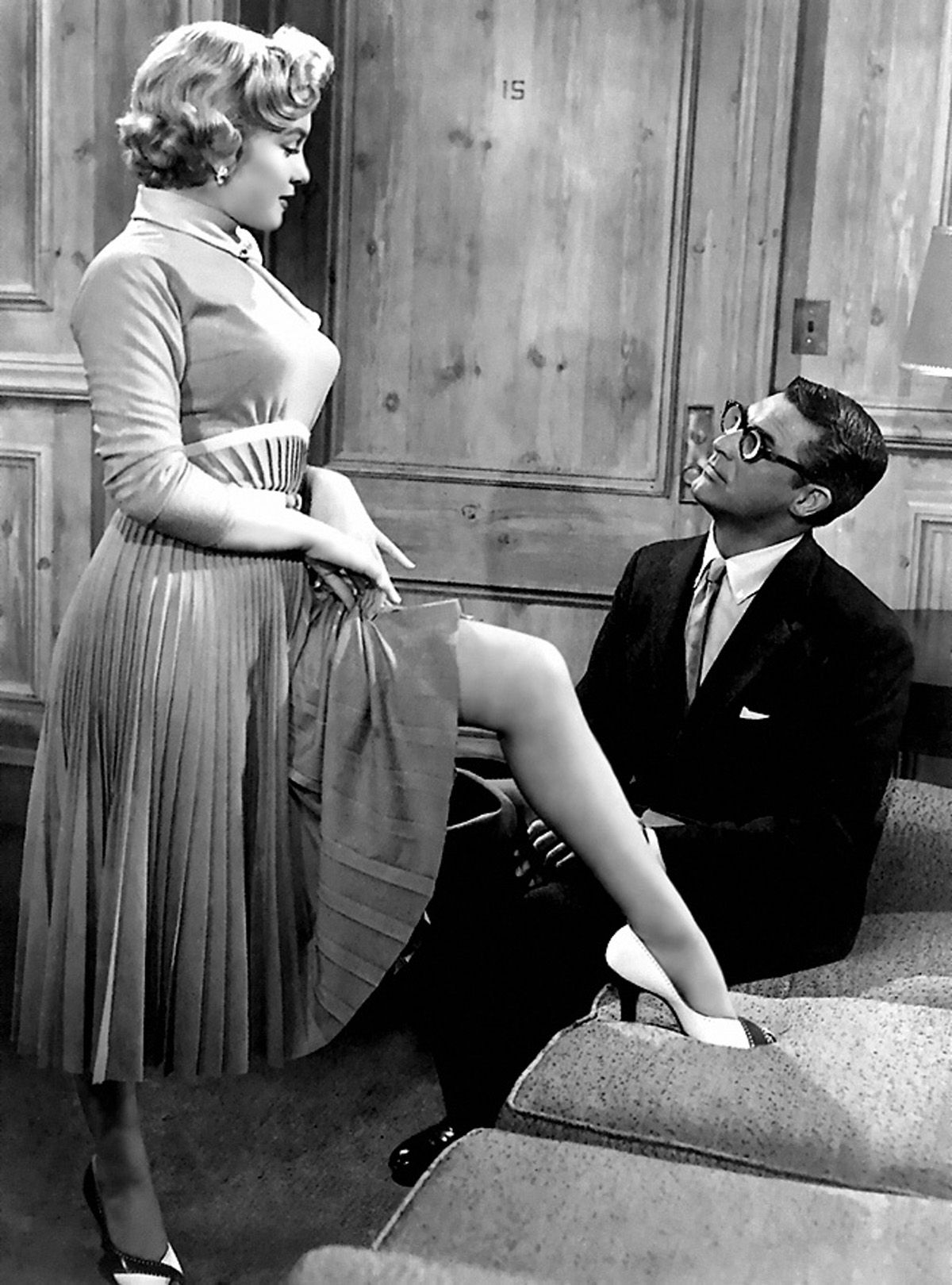 Marilyn monroe l 39 ic ne a eu recours la chirurgie for Cary grant first movie
