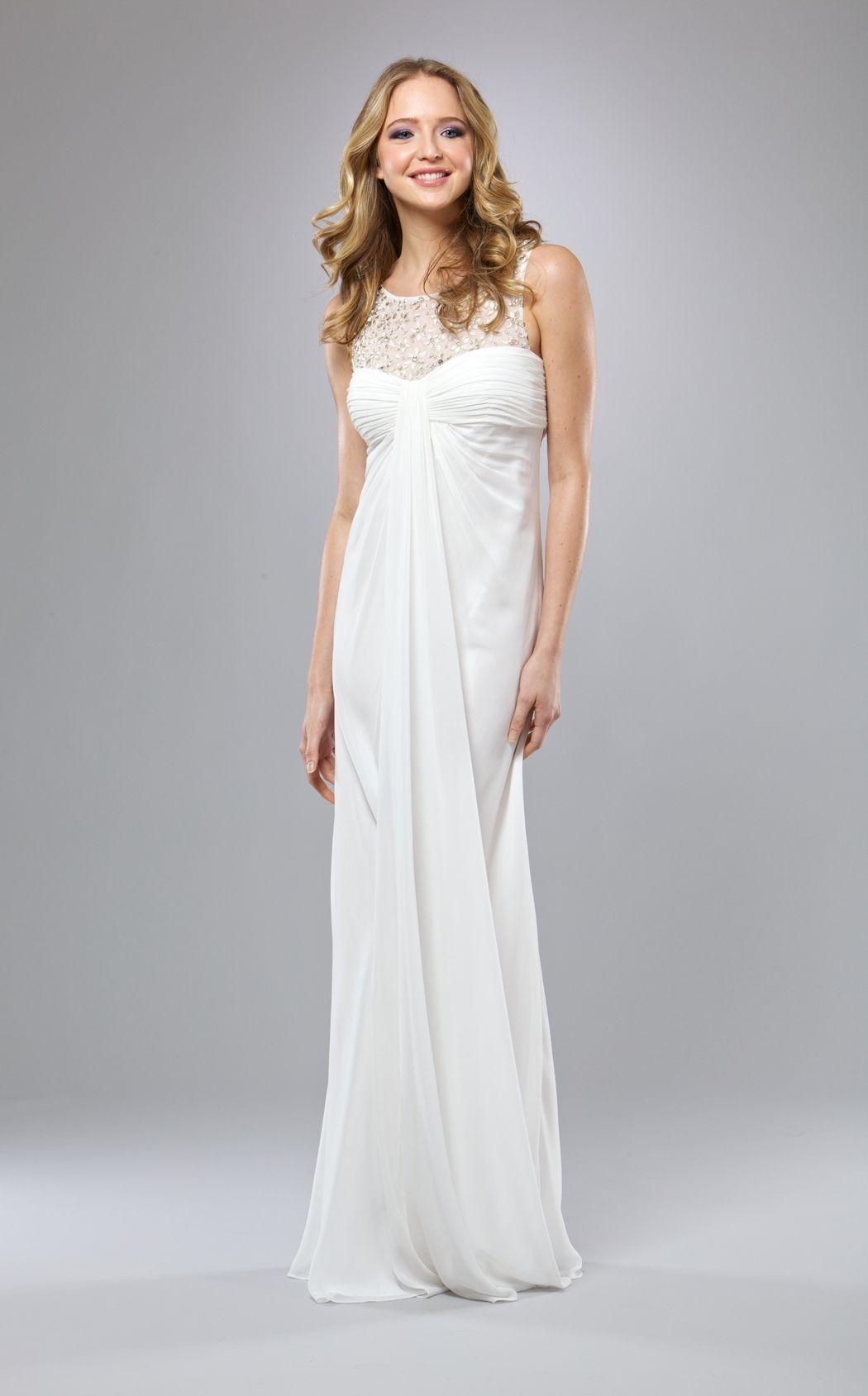 Sweetheart Boho Gown