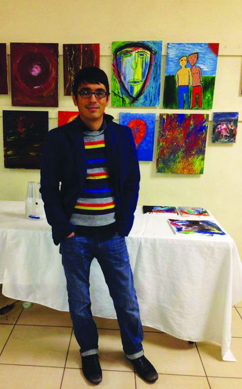 'Arte Carnal': Journey leads to finding joy in expressing creativity