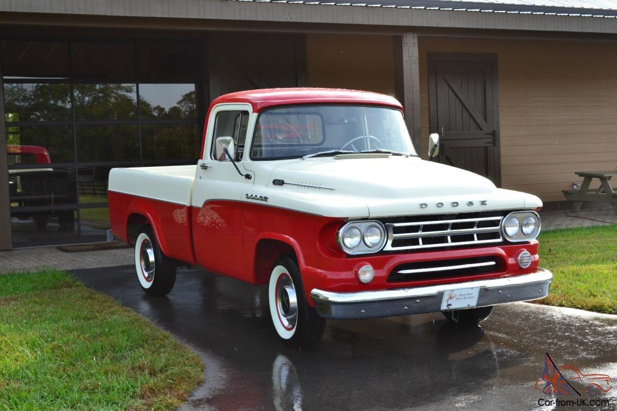 1959 dodge trucks