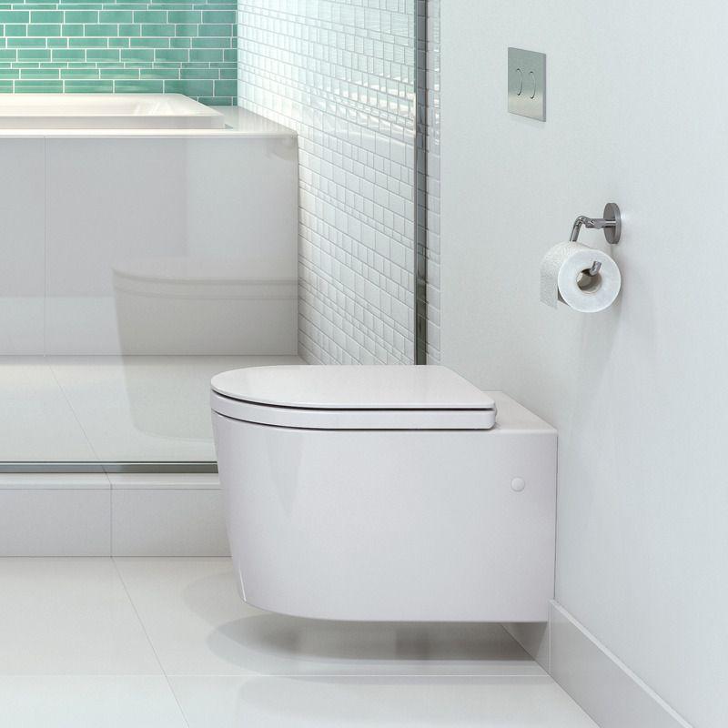 Wall Hung Pan Example Toilet Suites Toilet Bathroom Furniture Design