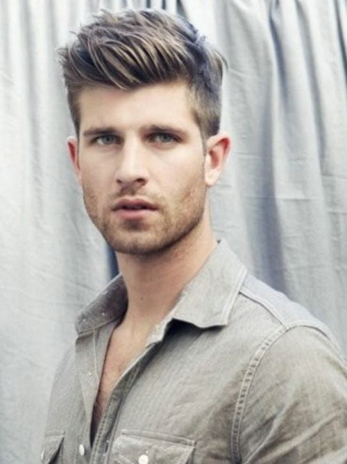Cool Classic Men Hairstyles | Men Hairstyles Ideas | Pinterest | Men ...