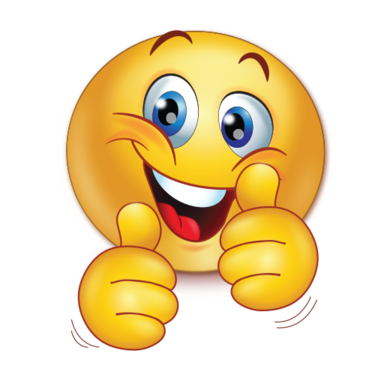 Cheer Happy Two Thumbs Up Emoji Thumbs Up Smiley Emoji Images Emoji