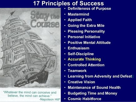 Think And Grow Rich Napoleon Hill Do The Much Wise Words Quotes Success Principles Positive Mental Attitude