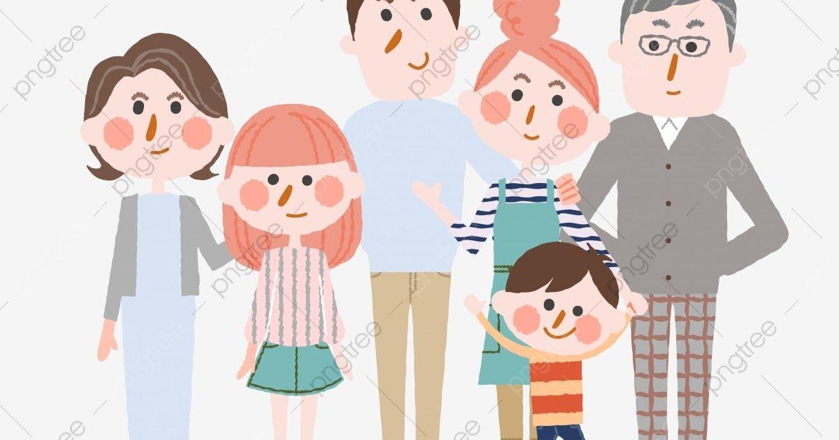 Animasi Gambar Keluarga