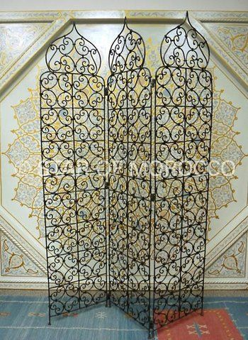 Wrought Iron Palace Moroccan Screen Morrocan In 2019