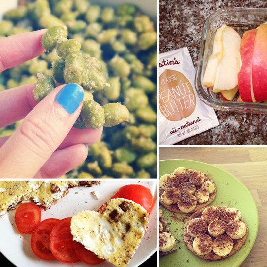 healthy snacks you should be eating snacks instagram challenge