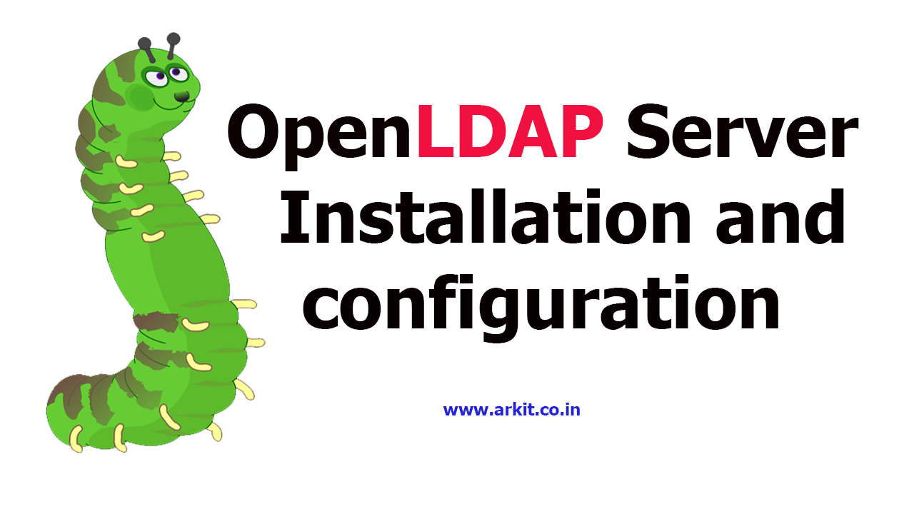 RHEL7 openLDAP server installation and configuration step by