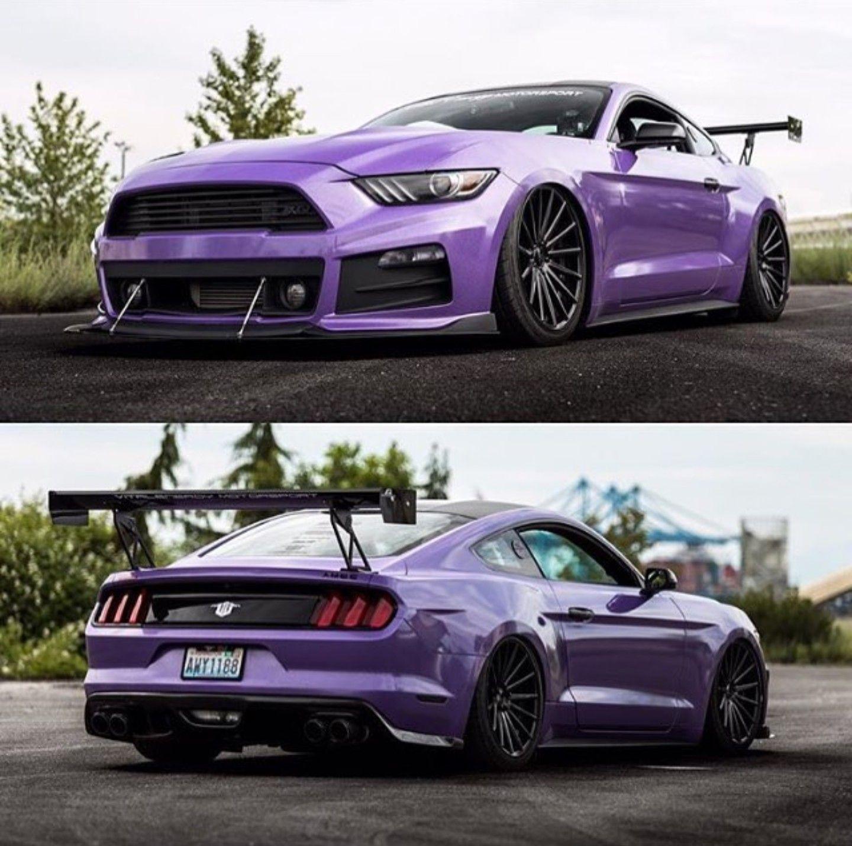 Mustang Cars, Cars Y