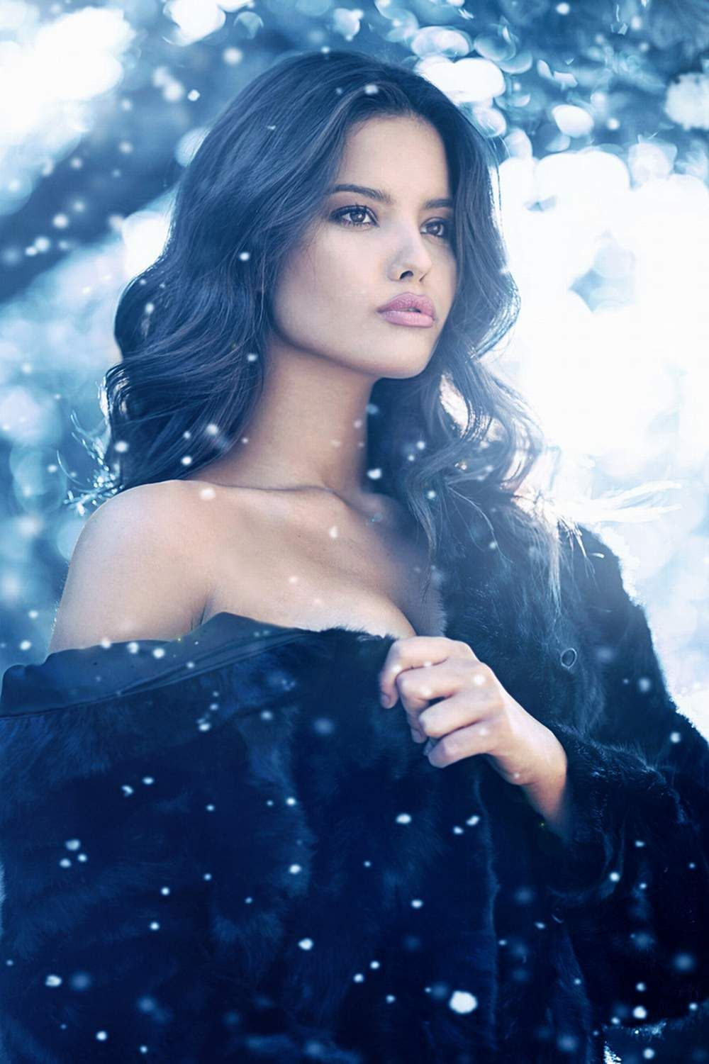 20 photography of winter beauty and fashion beauty and fashion pinterest winter beauty - Photography ideas for girl ...