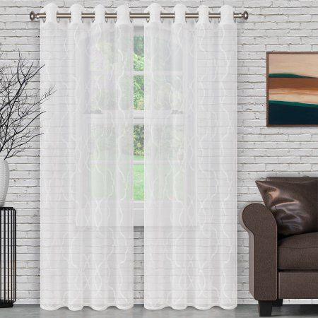Sheer Curtain Panels Curtains