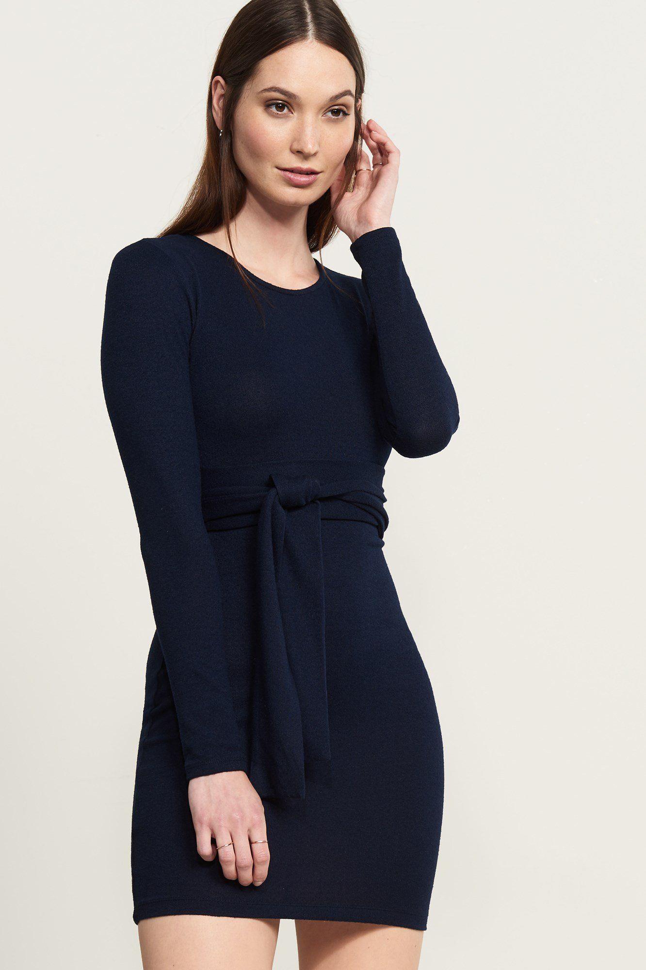 Soft long sleeve wrap dress outfits pinterest wrap dresses