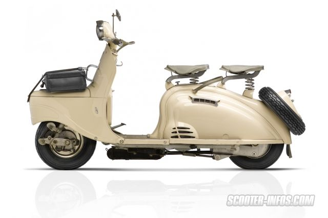 1953 peugeot s55 | classic scooters, mopeds and bubble cars