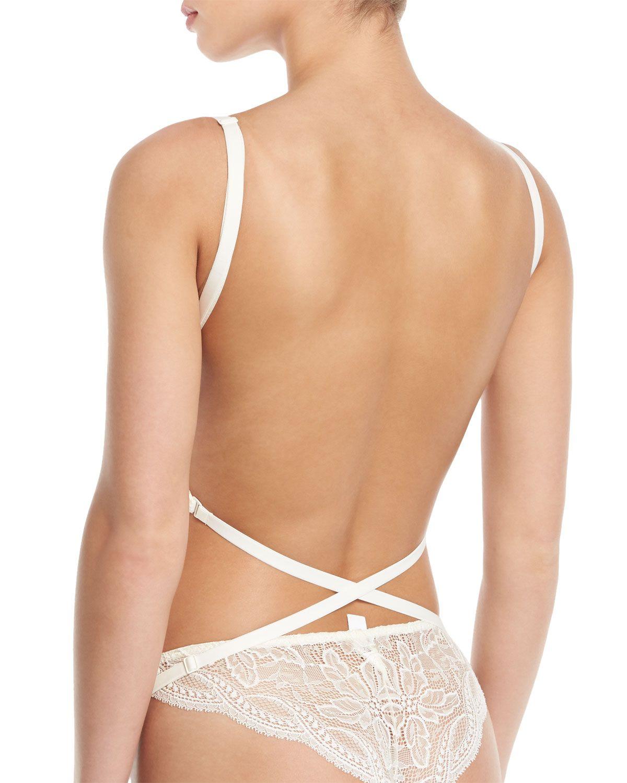 Simone Perele Eden Multi Position Backless Convertible Bra In 2020 Bras For Backless Dresses Backless Bra Dress Bra