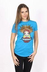 Dsquared2 ladies T-shirt S75GC0759 S22427 517