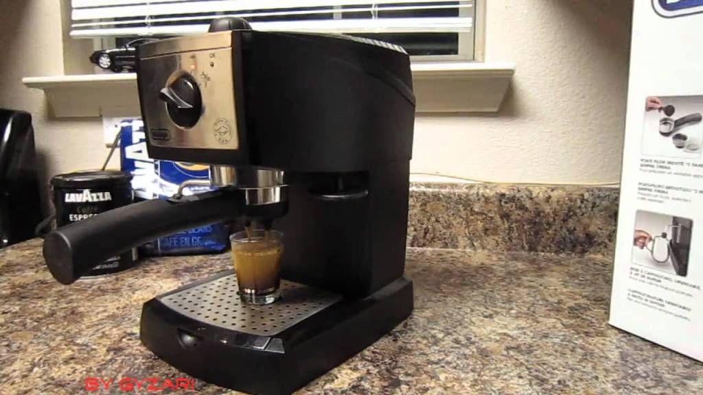 سعر ماكينة ديلونجي Ec155 ومواصفات وعيوب Delonghi Ec155 Price Espresso Espresso Machine Best Espresso