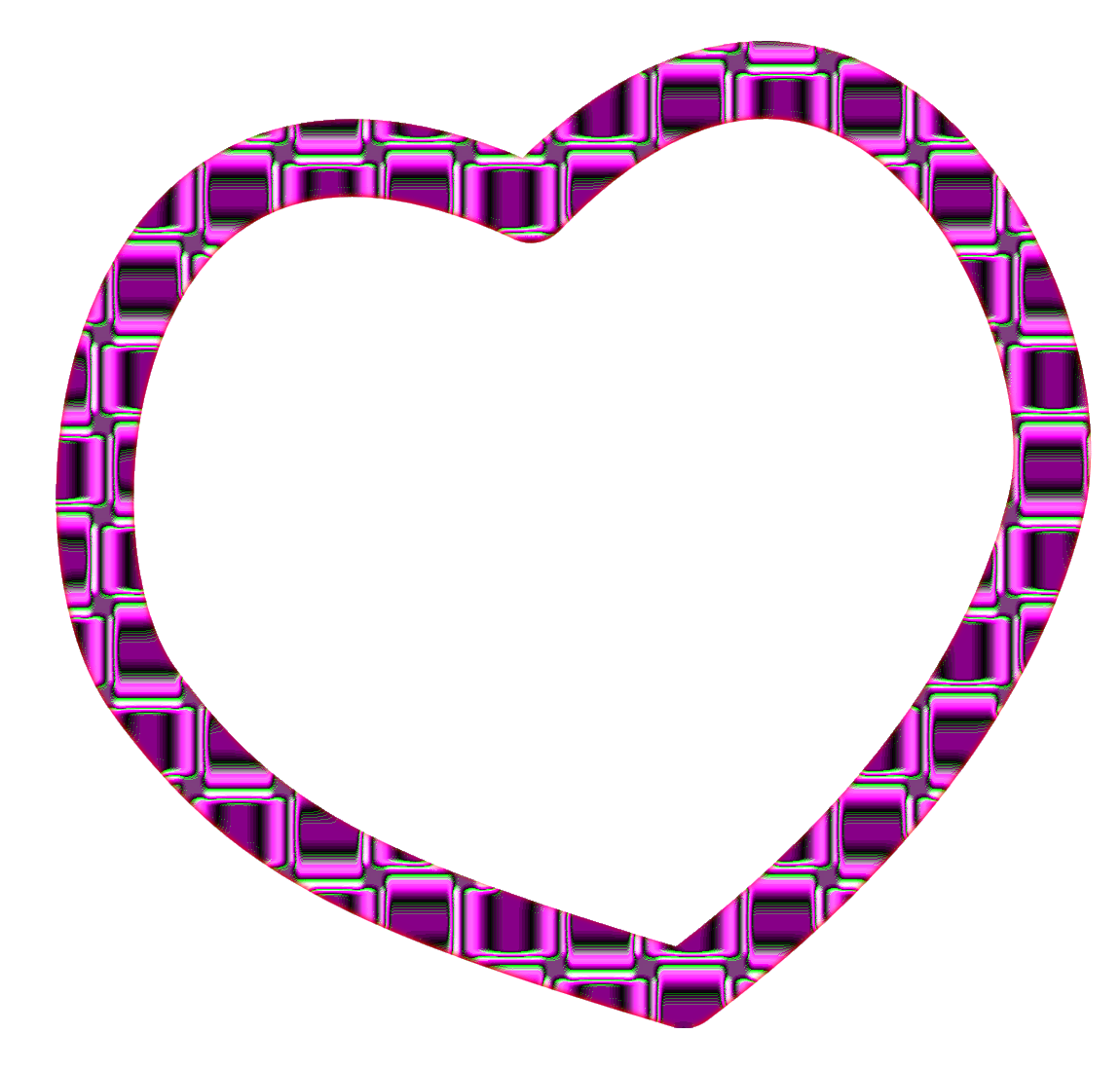 photo frames picture | Photoscape Editor: Heart Shape PNG Frames ...