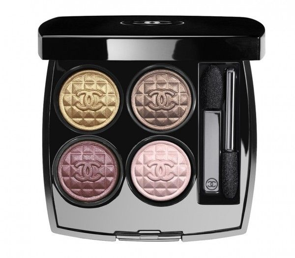 Chanel Christmas '12 Eyeshadow [love these colours! wish I could afford it! lol]
