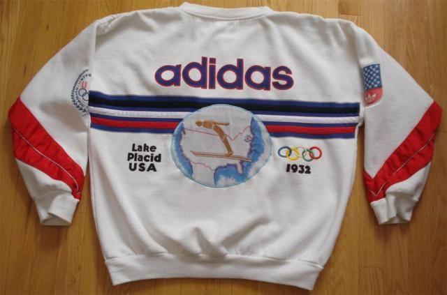 adidas olympic jacket