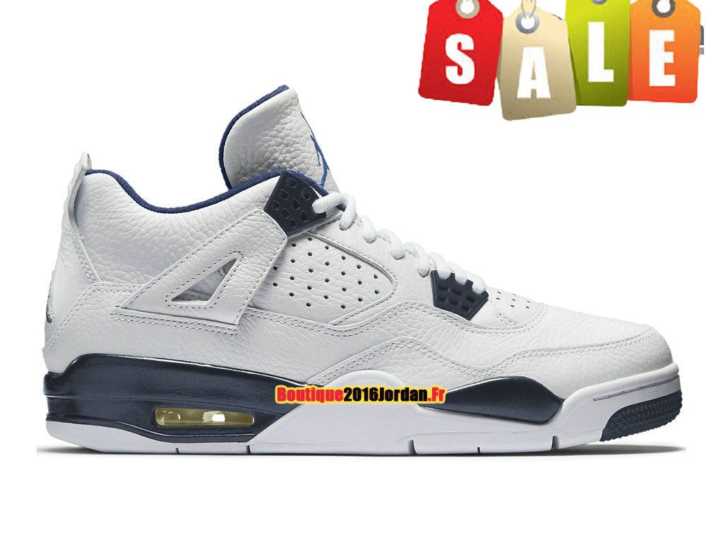 Air ´Columbia´ Jordan 4 Iv Retro ´Columbia´ Air 2015 Chaussures Nike Jordan Pas 292034