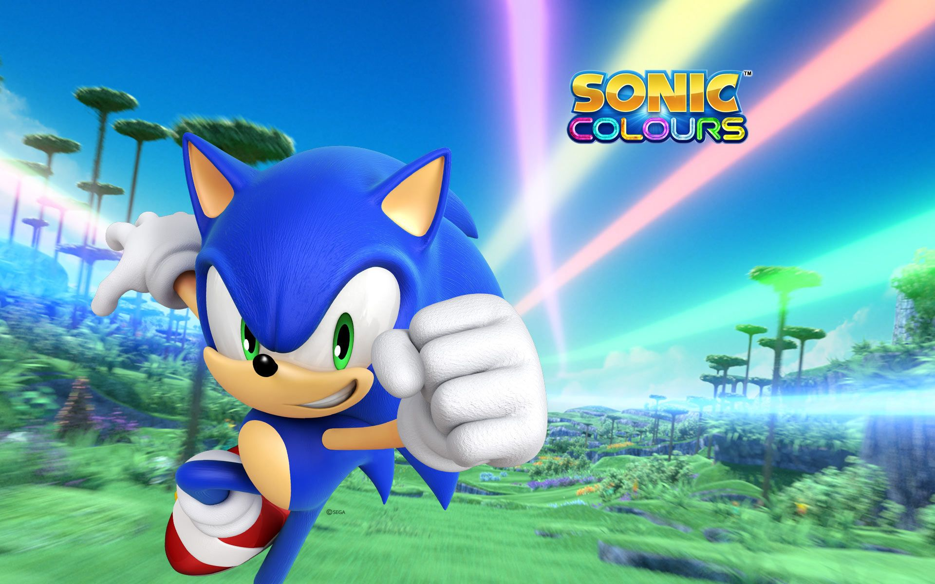 Download Exclusive Sonic Colours Wallpaper Sonic Sonic Songs Colorful Wallpaper