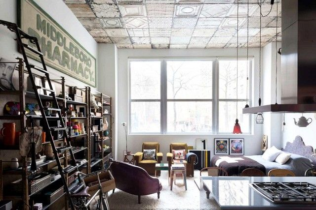 5 New York Lofts With Envy Inducing Style