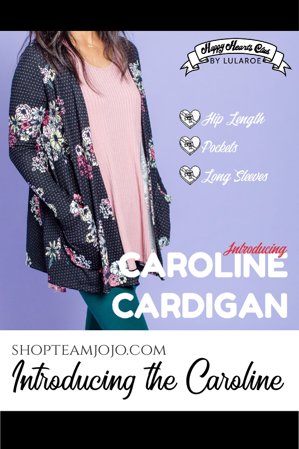 0d07a90943fa41 So excited for the LuLaRoe Caroline cardigan sweater - coming in so many  fun gorgeous prints and fabrics, snag yours with us when they arrive we  will have ...