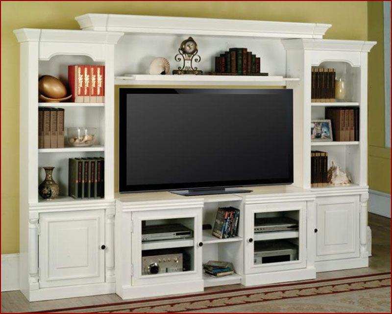 Room ideas Parker House Entertainment Wall