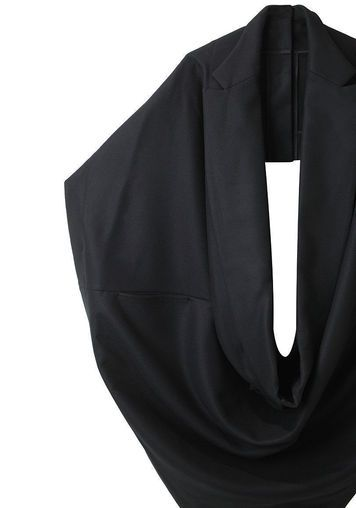 Limi Feu | Loop Coat | La Garçonne