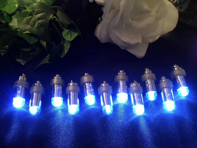 Spring Rose(TM) White LED Balloon Party Mini