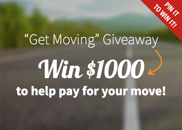 Don't forget, our $1,000 giveaway ends Friday. HURRY HURRY HURRY!