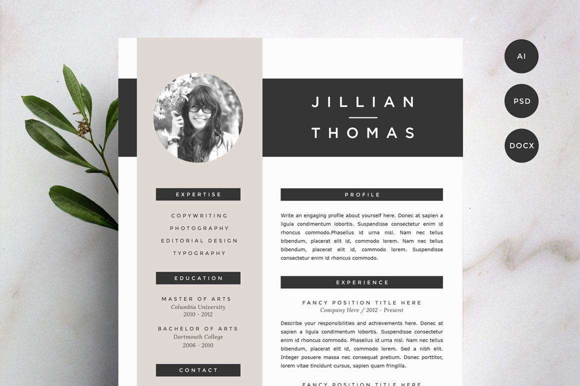 30 Sexy Resume Templates Guaranteed to Get You Hired in 2020 - Cv template, Resume templates, Resume template, Unique resume template, Templates, Best resume template - Are you aiming to get that dream job of yours but don't know where to start  Pay high priority to your resume  An impressive resume can go a long way and if you would like to make that positive imp…