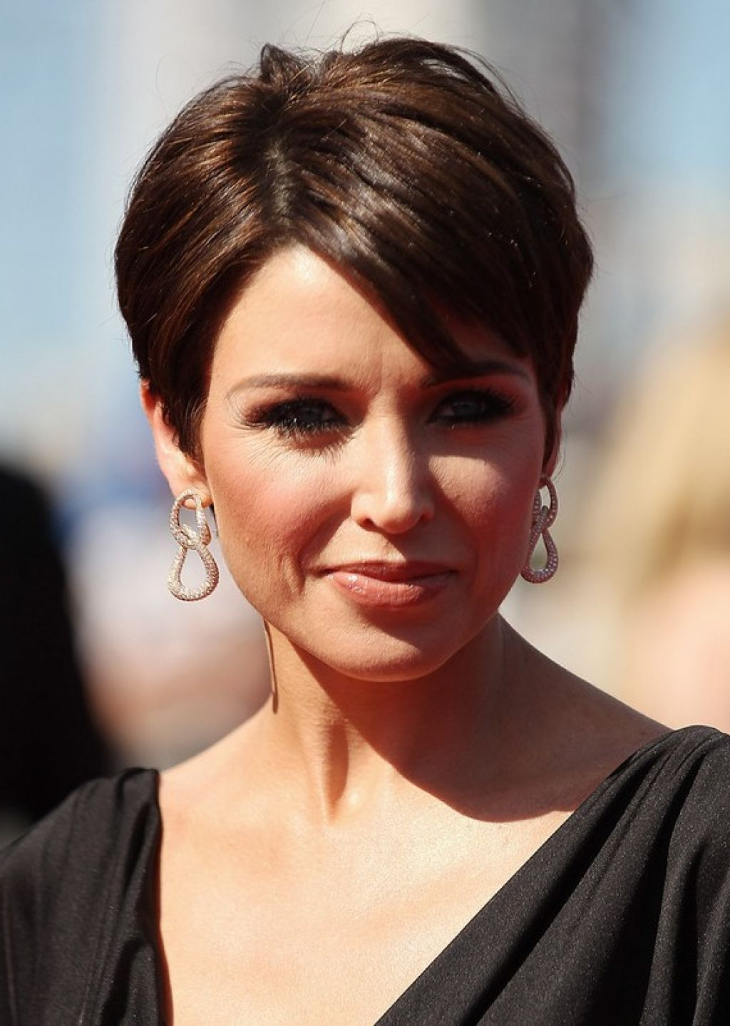 Short hairstyles women over лицо pinterest short hairstyle