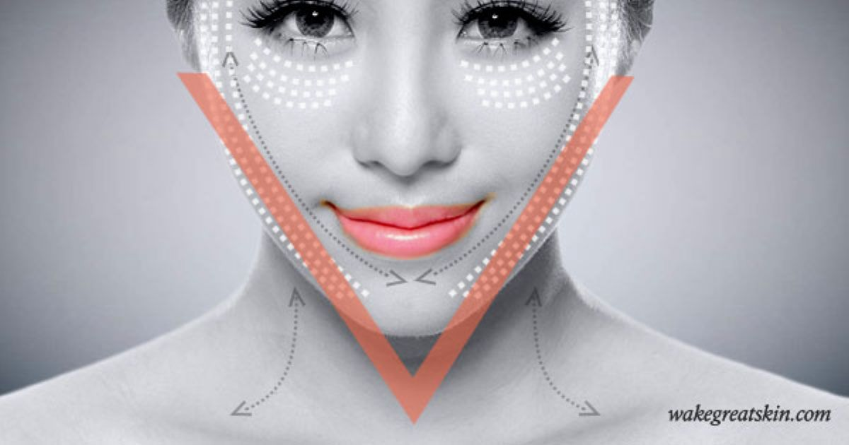 vShape Face & Neck Skin Tightening Raleigh | Laser