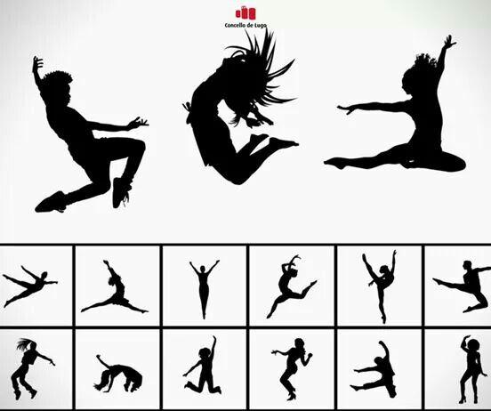 Sombras danza Lugo