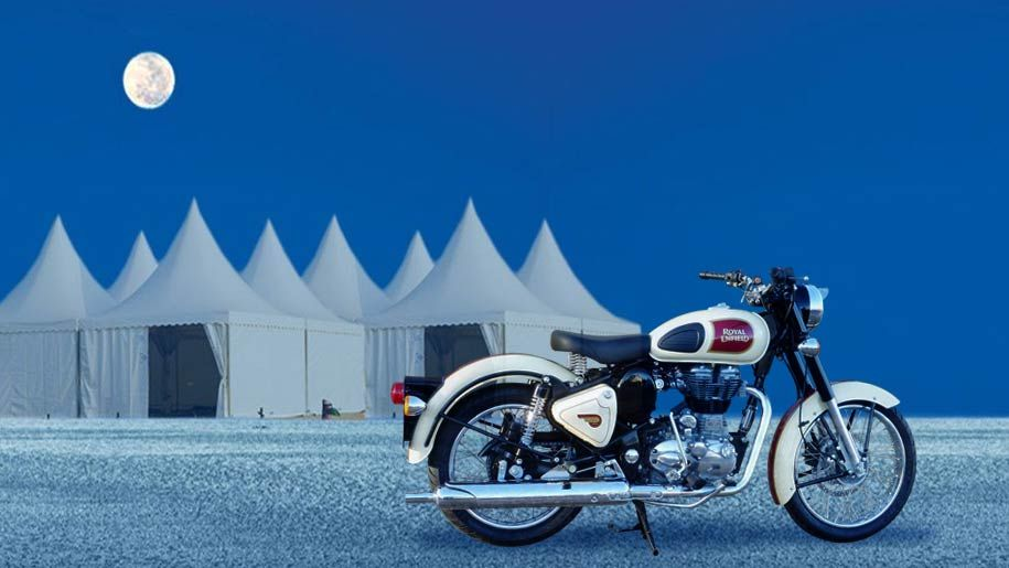 10 Best Routes Places For Bike Riding In India Rann Of Kutch