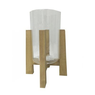 Allen roth 1075 in h glass cylinder outdoor decorative lantern with allen roth 1075 in h glass cylinder outdoor decorative lantern with stand decorative lanternsallen rothlandscape lighting aloadofball Images