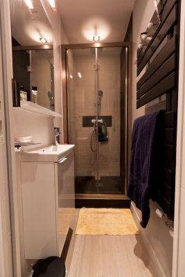 Aménagement d'une seconde salle de bain dans un appartement à Boulogne Billancourt