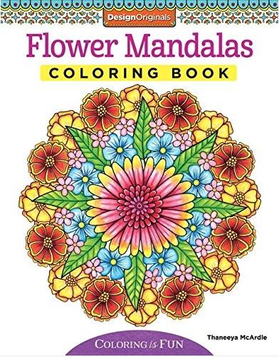 Flower Mandalas | EL LIBRO DE LAS SOMBRAS | Pinterest | Cosas para ...